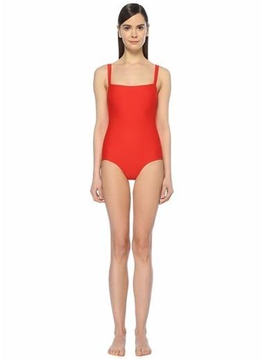 Matteau Swim Mayo Kırmızı